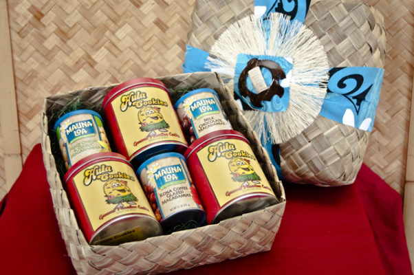 Cookies & Nuts Gift Basket