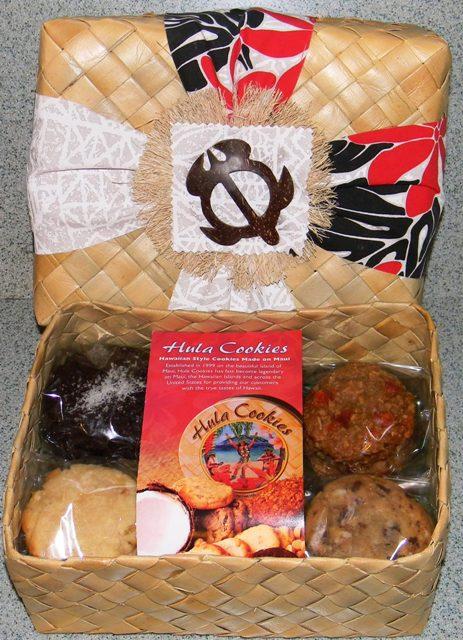 2 Dozen Hula Cookies Basket
