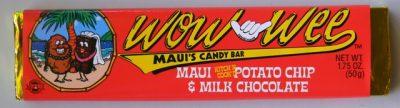 Maui Potato Chip Milk Chocolate Bar