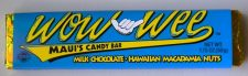 Milk Chocolate & Hawaiian Macadamia Nut Candy Bar