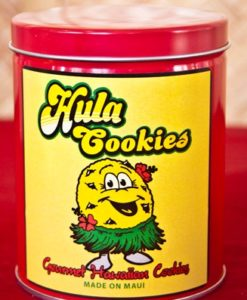 Hula Cookies - LIMITED EDITION Small Tin
